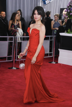 Camila Cabello in Vivienne Westwood Couture
