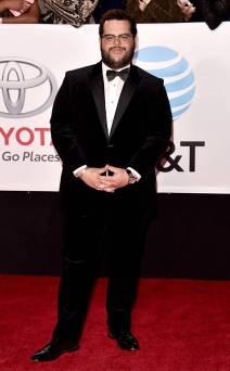 Josh Gad in Brooks Brothers