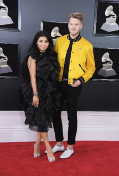 Kirstin Maldonado and Scott Hoying