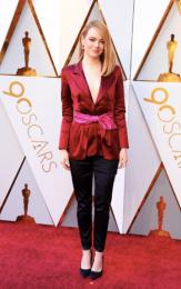 Emma Stone in Louis Vuitton