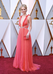 Samara Weaving in Schiaparelli Couture