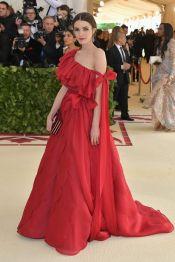 Bee Shaffer in Valentino Haute Couture