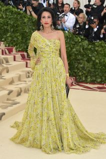 Huma Abedin in Giambattista Valli Haute Couture