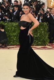 Kylie Jenner in Alexander Wang