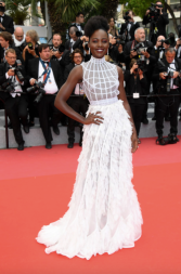 Lupita Nyong'o in Dior Haute Couture