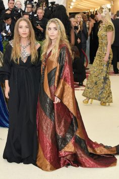 Mary-Kate and Ashley Olsen in The Row