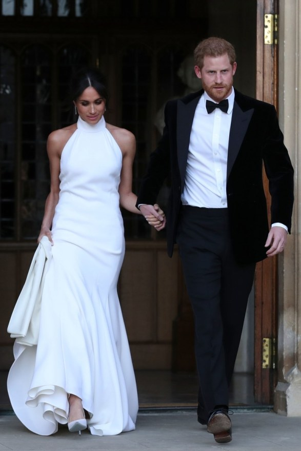 Meghan And Harry Post-Wed