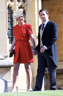 Rebecca Deacon and Gibraltarian Adam Priestley
