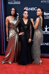 Rhona Bennett, Terry Ellis, and Cindy Herron of En Vogue
