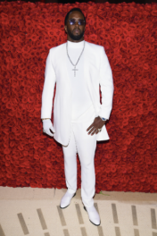 Sean Combs in Custom Musika Freré