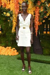 Grace Bol in Tory Burch