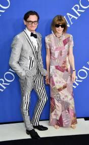 Hamish Bowles & Anna Wintour