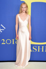 Jean Campbell in Narciso Rodriguez