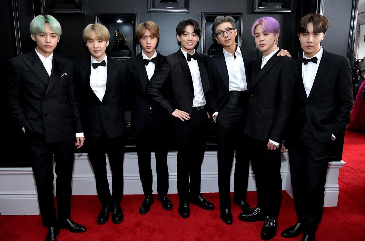Grammy Awards 2019: 2019 Grammy Awards Men On The Red Carpet