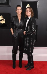 Catherine Shepherd and Brandi Carlile