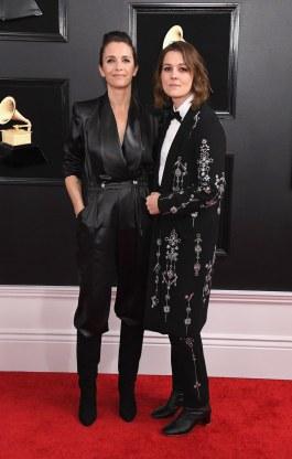 Catherine Shepherd and Brandi Carlile