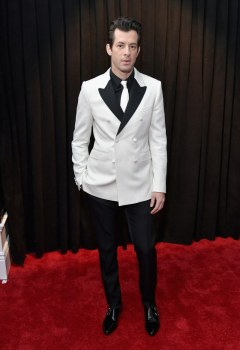 Mark Ronson in Celine by Hedi Slimane