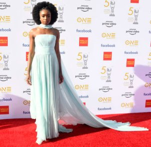 HOLLYWOOD, CALIFORNIA - MARCH 30: Kiki Layne attends the 50th NAACP Image Awards at Dolby Theatre on March 30, 2019 in Hollywood, California. (Photo by Frazer Harrison/Getty Images)