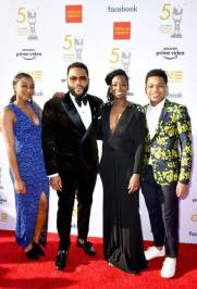KYRA ANDERSON, ANTHONY ANDERSON, ALVINA STEWART & NATHAN ANDERSON