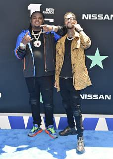 Tee Grizzley and PnB Rock