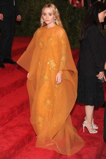 Ashley Olsen in Dior, 2013