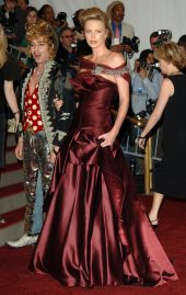 Charlize Theron in Christian Dior, 2006