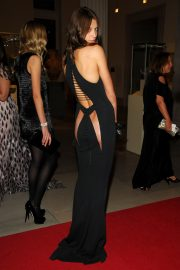 Daria Werbowy in Azzedine Alaia, 2007