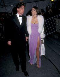 Elizabeth Hurley in Versace, 1997
