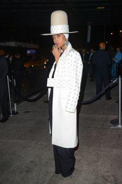 Erykah Badu in Givenchy, 2014