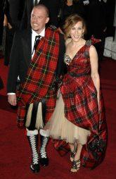 Sarah Jessica Parker in Alexander McQueen, 2006