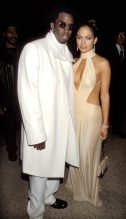 Sean Combs and Jennifer Lopez, 1999